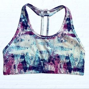Threads 4 Thought racerback sports bra